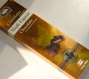 Maple Liqueur Icewine Chocolates