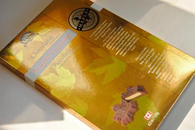 Maple Icewine Chocolates