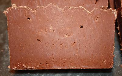 Double Chocolate Fudge