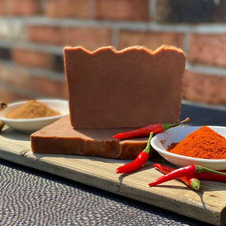 Spicy Chocolate Fudge